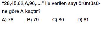 5. sınıf matematik örüntüler testi çöz, pdf indir