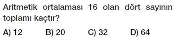 6. Sınıf veri analizi testi çöz pdf indir çözümlü test cevaplı veri analizi testi