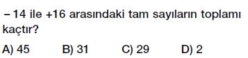 7. Sınıf toplama işlemi testi çöz, pdf indir