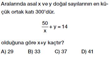 8. Sınıf aralarında asal sayılar testi çöz, pdf indir